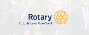 ROTARY - LAVAL RIVE-NORD - LOGO